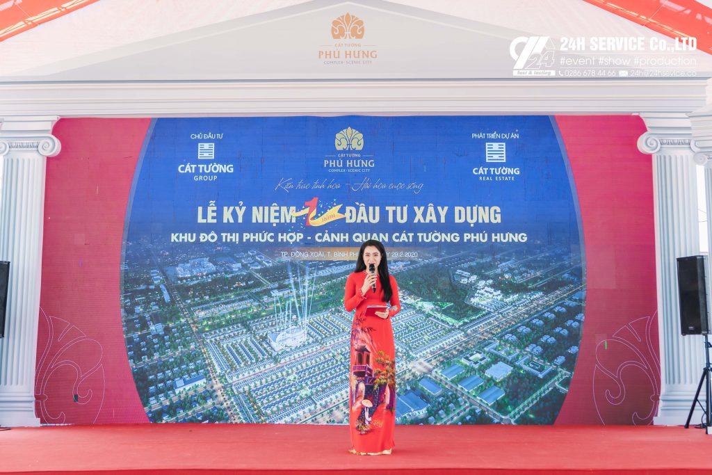 MC Huỳnh Giao – Én Vàng HTV 2010