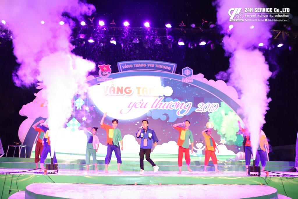 Phần giao lưu đầy màu sắc của ca sĩ Don Nguyễn